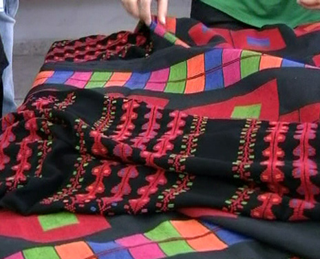 الثوب الفلسطيني